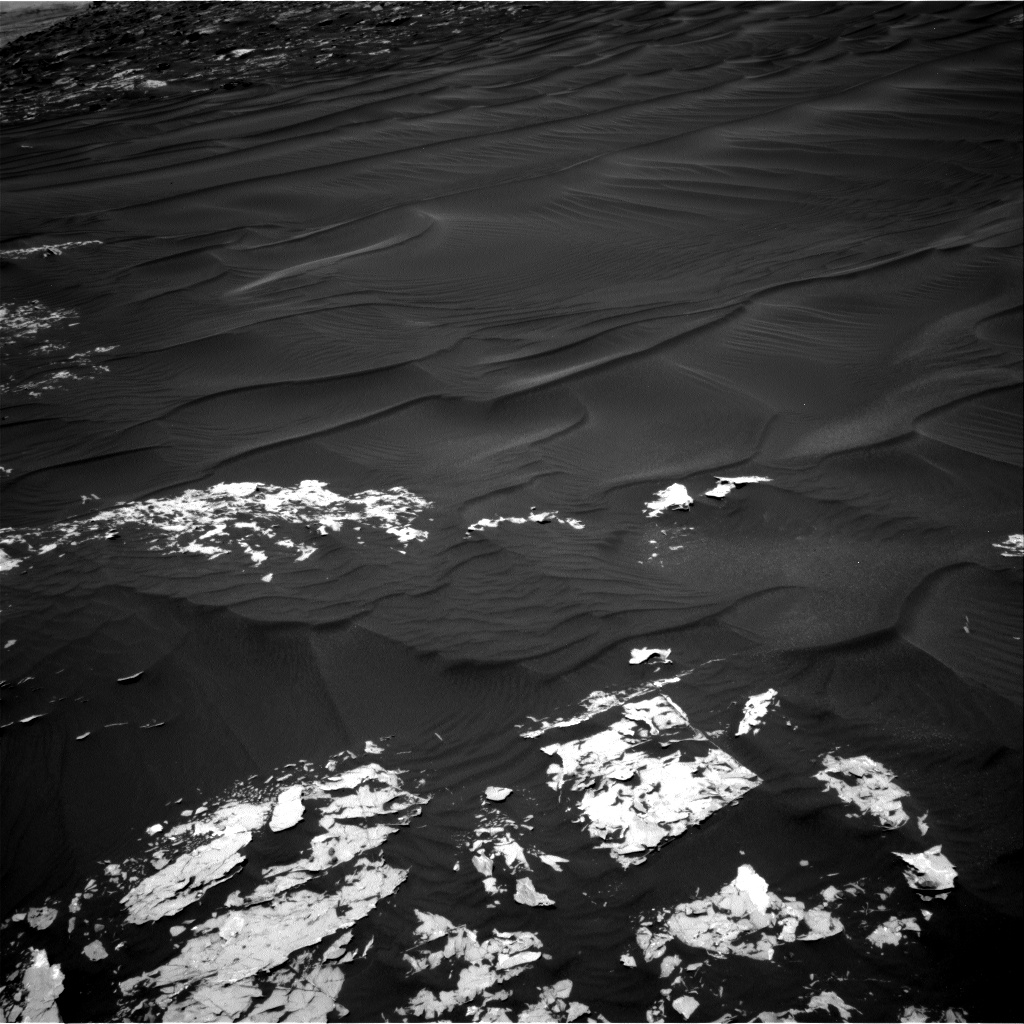 Nasa's Mars rover Curiosity acquired this image using its Right Navigation Camera on Sol 1746, at drive 1890, site number 64