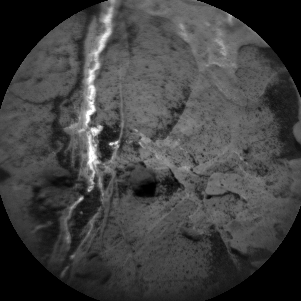 Nasa's Mars rover Curiosity acquired this image using its Chemistry & Camera (ChemCam) on Sol 1746, at drive 1626, site number 64