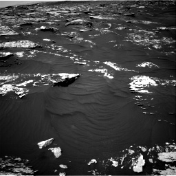 Nasa's Mars rover Curiosity acquired this image using its Right Navigation Camera on Sol 1747, at drive 1896, site number 64