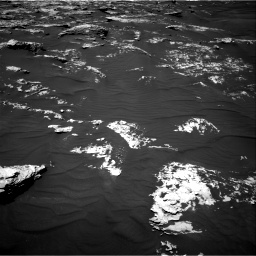 Nasa's Mars rover Curiosity acquired this image using its Right Navigation Camera on Sol 1747, at drive 1908, site number 64