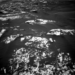 Nasa's Mars rover Curiosity acquired this image using its Right Navigation Camera on Sol 1747, at drive 1962, site number 64
