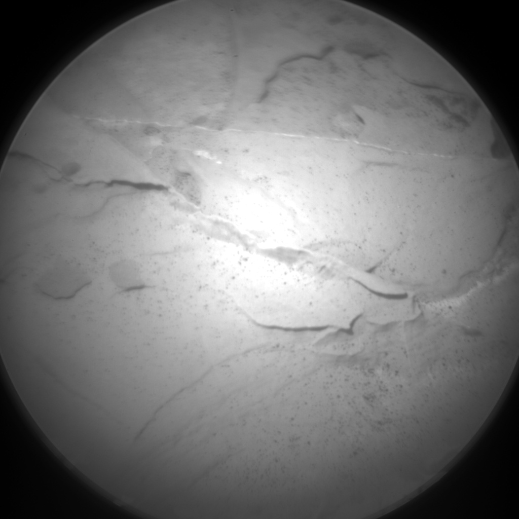 Nasa's Mars rover Curiosity acquired this image using its Chemistry & Camera (ChemCam) on Sol 1748, at drive 1980, site number 64