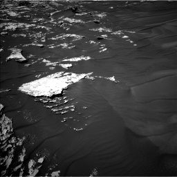 Nasa's Mars rover Curiosity acquired this image using its Left Navigation Camera on Sol 1748, at drive 2022, site number 64