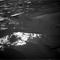 Nasa's Mars rover Curiosity acquired this image using its Right Navigation Camera on Sol 1748, at drive 1992, site number 64
