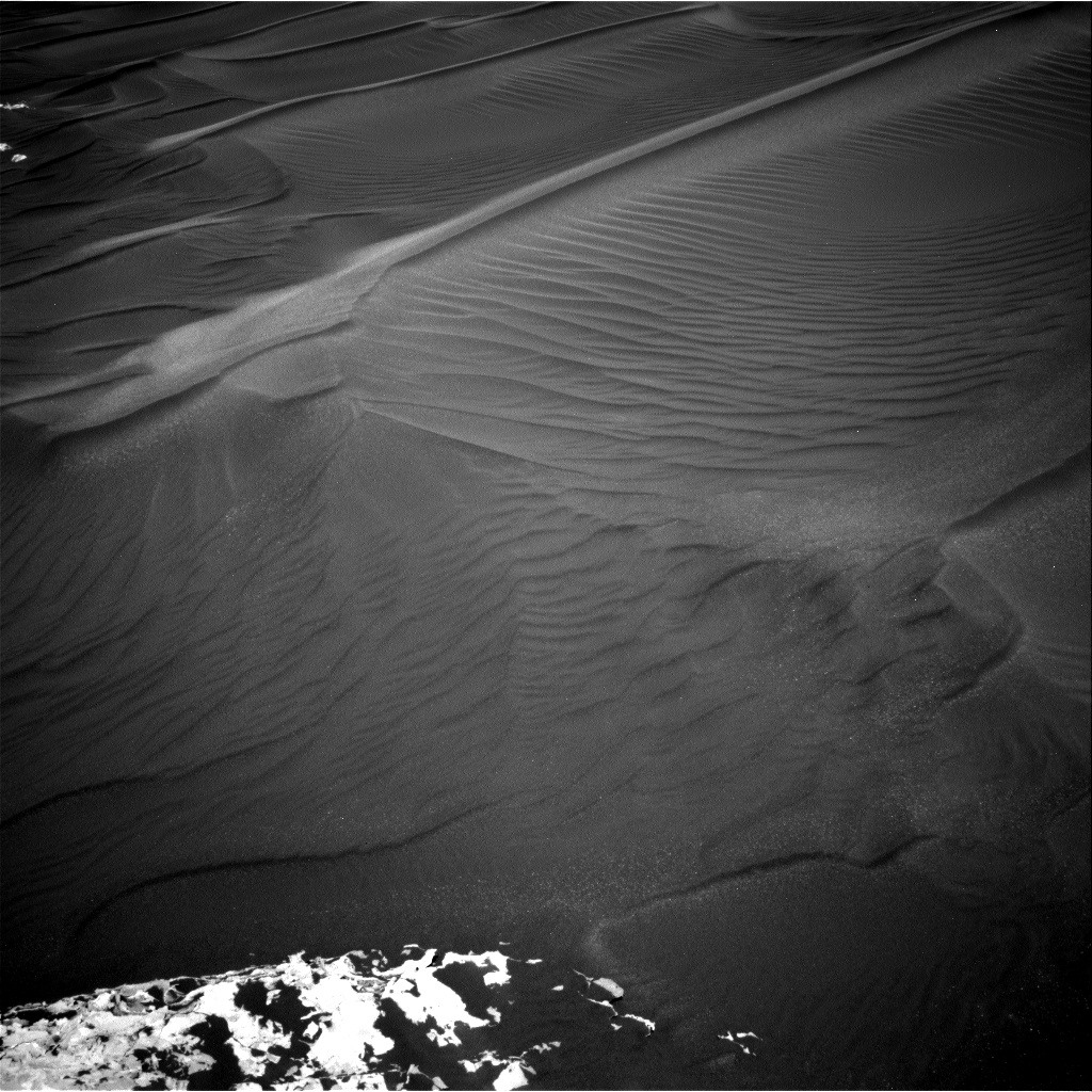 Nasa's Mars rover Curiosity acquired this image using its Right Navigation Camera on Sol 1748, at drive 2004, site number 64