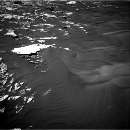 Nasa's Mars rover Curiosity acquired this image using its Right Navigation Camera on Sol 1748, at drive 2010, site number 64