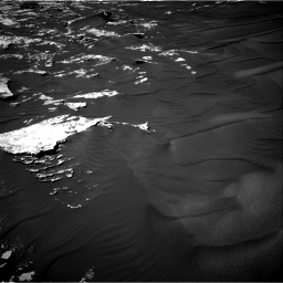 Nasa's Mars rover Curiosity acquired this image using its Right Navigation Camera on Sol 1748, at drive 2022, site number 64