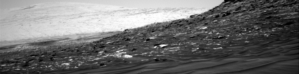 NASA's Mars rover Curiosity acquired this image using its Right Navigation Cameras (Navcams) on Sol 1749