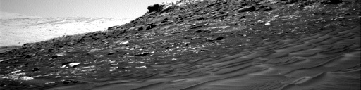 Nasa's Mars rover Curiosity acquired this image using its Right Navigation Camera on Sol 1750, at drive 2088, site number 64