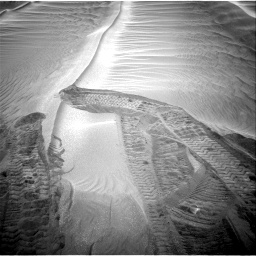 Nasa's Mars rover Curiosity acquired this image using its Right Navigation Camera on Sol 1751, at drive 2118, site number 64