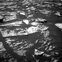 Nasa's Mars rover Curiosity acquired this image using its Right Navigation Camera on Sol 1751, at drive 2124, site number 64