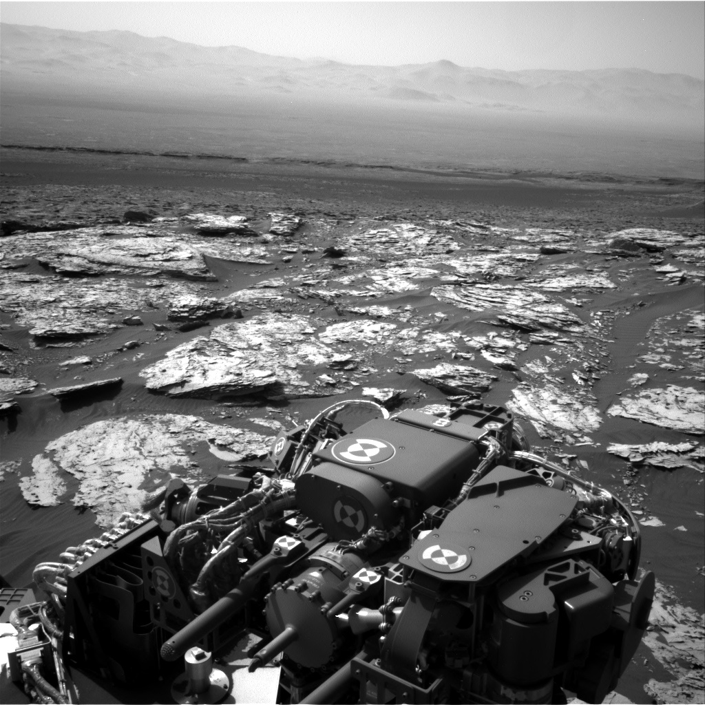 Nasa's Mars rover Curiosity acquired this image using its Right Navigation Camera on Sol 1751, at drive 2154, site number 64