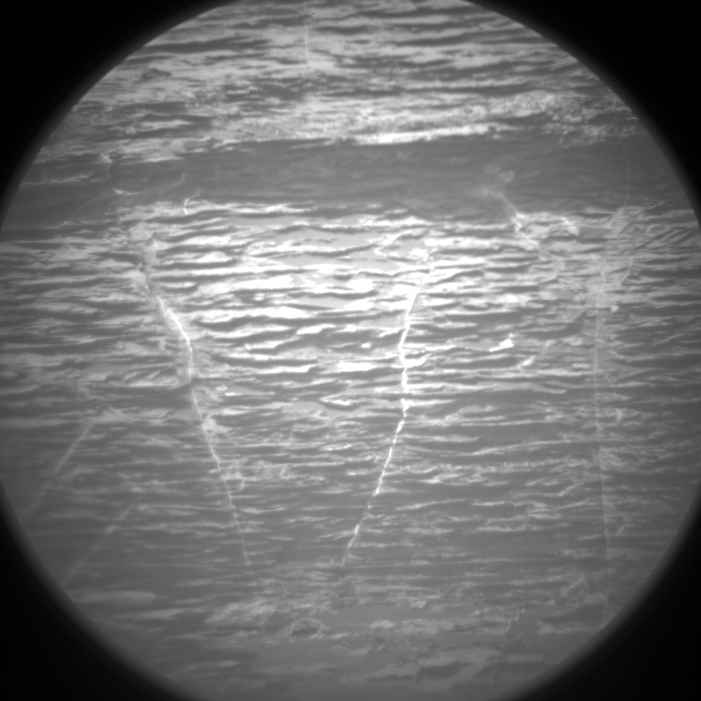 Nasa's Mars rover Curiosity acquired this image using its Chemistry & Camera (ChemCam) on Sol 1752, at drive 2154, site number 64