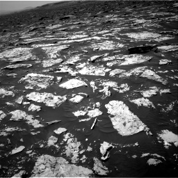 Nasa's Mars rover Curiosity acquired this image using its Right Navigation Camera on Sol 1752, at drive 2196, site number 64