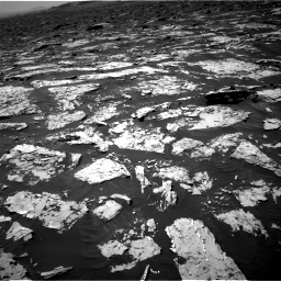 Nasa's Mars rover Curiosity acquired this image using its Right Navigation Camera on Sol 1752, at drive 2202, site number 64