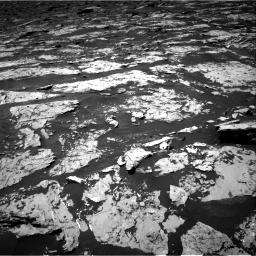 Nasa's Mars rover Curiosity acquired this image using its Right Navigation Camera on Sol 1752, at drive 2214, site number 64