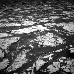 Nasa's Mars rover Curiosity acquired this image using its Right Navigation Camera on Sol 1752, at drive 2220, site number 64