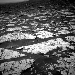 Nasa's Mars rover Curiosity acquired this image using its Right Navigation Camera on Sol 1752, at drive 2232, site number 64