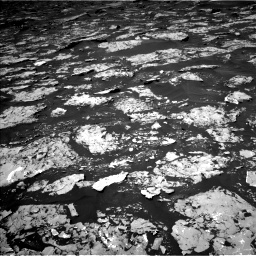 Nasa's Mars rover Curiosity acquired this image using its Left Navigation Camera on Sol 1753, at drive 2256, site number 64
