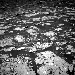 Nasa's Mars rover Curiosity acquired this image using its Right Navigation Camera on Sol 1753, at drive 2250, site number 64