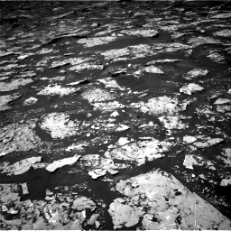 Nasa's Mars rover Curiosity acquired this image using its Right Navigation Camera on Sol 1753, at drive 2256, site number 64