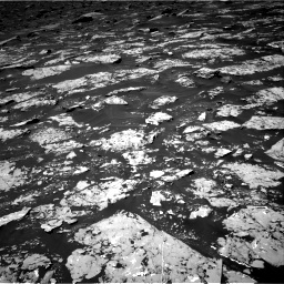 Nasa's Mars rover Curiosity acquired this image using its Right Navigation Camera on Sol 1753, at drive 2262, site number 64