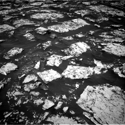 Nasa's Mars rover Curiosity acquired this image using its Right Navigation Camera on Sol 1753, at drive 2280, site number 64