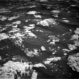Nasa's Mars rover Curiosity acquired this image using its Right Navigation Camera on Sol 1753, at drive 2358, site number 64
