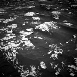 Nasa's Mars rover Curiosity acquired this image using its Right Navigation Camera on Sol 1753, at drive 2364, site number 64