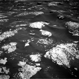 Nasa's Mars rover Curiosity acquired this image using its Right Navigation Camera on Sol 1753, at drive 2382, site number 64