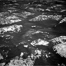 Nasa's Mars rover Curiosity acquired this image using its Right Navigation Camera on Sol 1753, at drive 2406, site number 64