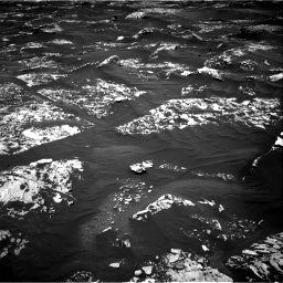 Nasa's Mars rover Curiosity acquired this image using its Right Navigation Camera on Sol 1753, at drive 2412, site number 64