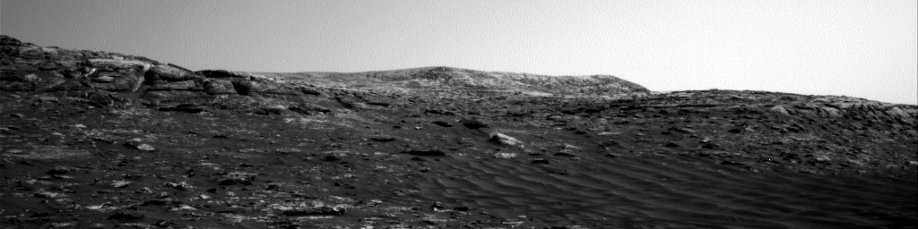 Nasa's Mars rover Curiosity acquired this image using its Right Navigation Camera on Sol 1753, at drive 2442, site number 64