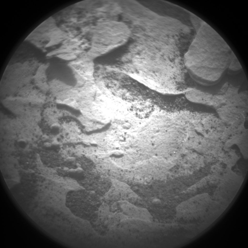 Nasa's Mars rover Curiosity acquired this image using its Chemistry & Camera (ChemCam) on Sol 1754, at drive 2790, site number 64