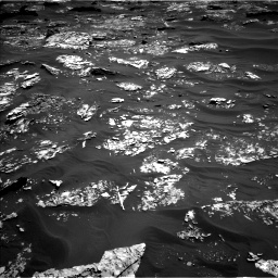 Nasa's Mars rover Curiosity acquired this image using its Left Navigation Camera on Sol 1754, at drive 2742, site number 64