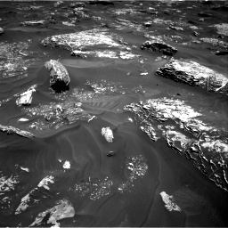 Nasa's Mars rover Curiosity acquired this image using its Right Navigation Camera on Sol 1754, at drive 2478, site number 64