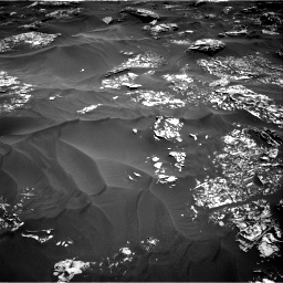 Nasa's Mars rover Curiosity acquired this image using its Right Navigation Camera on Sol 1754, at drive 2508, site number 64