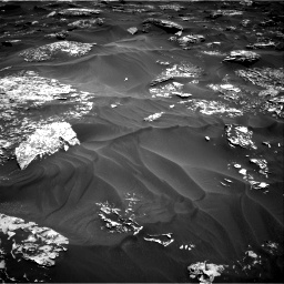 Nasa's Mars rover Curiosity acquired this image using its Right Navigation Camera on Sol 1754, at drive 2514, site number 64
