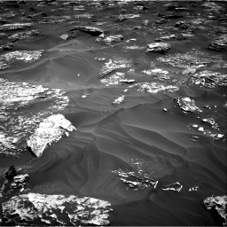 Nasa's Mars rover Curiosity acquired this image using its Right Navigation Camera on Sol 1754, at drive 2532, site number 64