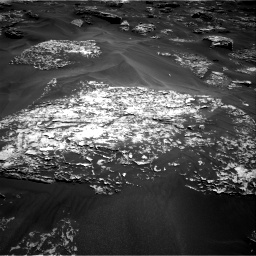 Nasa's Mars rover Curiosity acquired this image using its Right Navigation Camera on Sol 1754, at drive 2562, site number 64