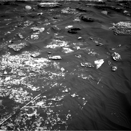 Nasa's Mars rover Curiosity acquired this image using its Right Navigation Camera on Sol 1754, at drive 2592, site number 64
