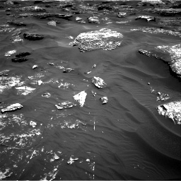 Nasa's Mars rover Curiosity acquired this image using its Right Navigation Camera on Sol 1754, at drive 2616, site number 64