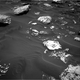 Nasa's Mars rover Curiosity acquired this image using its Right Navigation Camera on Sol 1754, at drive 2658, site number 64