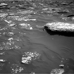 Nasa's Mars rover Curiosity acquired this image using its Right Navigation Camera on Sol 1754, at drive 2694, site number 64