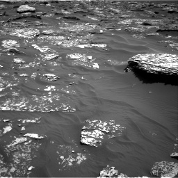 Nasa's Mars rover Curiosity acquired this image using its Right Navigation Camera on Sol 1754, at drive 2700, site number 64