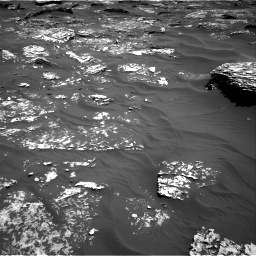 Nasa's Mars rover Curiosity acquired this image using its Right Navigation Camera on Sol 1754, at drive 2706, site number 64