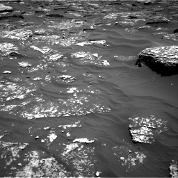 Nasa's Mars rover Curiosity acquired this image using its Right Navigation Camera on Sol 1754, at drive 2718, site number 64