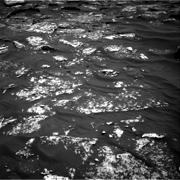 Nasa's Mars rover Curiosity acquired this image using its Right Navigation Camera on Sol 1754, at drive 2724, site number 64