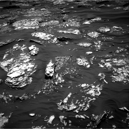 Nasa's Mars rover Curiosity acquired this image using its Right Navigation Camera on Sol 1754, at drive 2772, site number 64