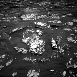 Nasa's Mars rover Curiosity acquired this image using its Right Navigation Camera on Sol 1754, at drive 2778, site number 64